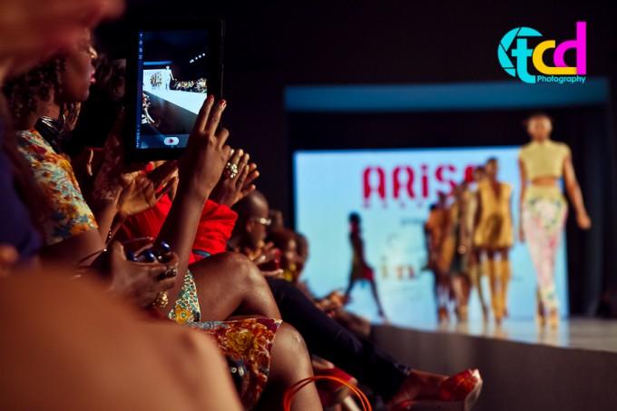 Arise Magazine Fashion Show