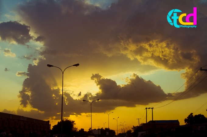 Sunset – Katsina