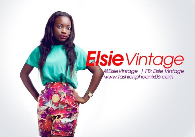 Elsie Vintage – Poster
