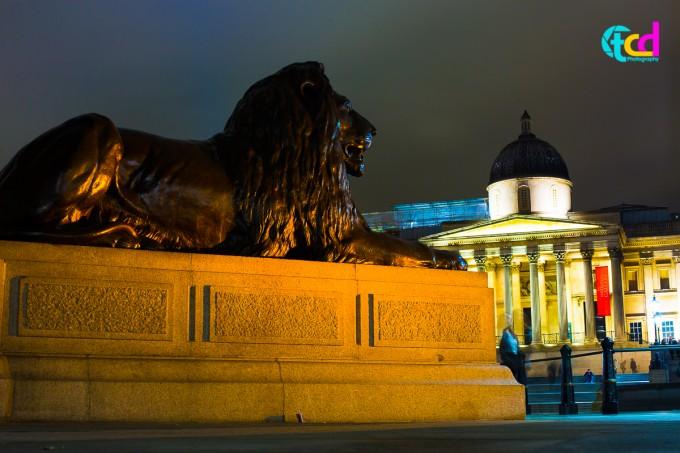 The Guardian – Trafalgar Square