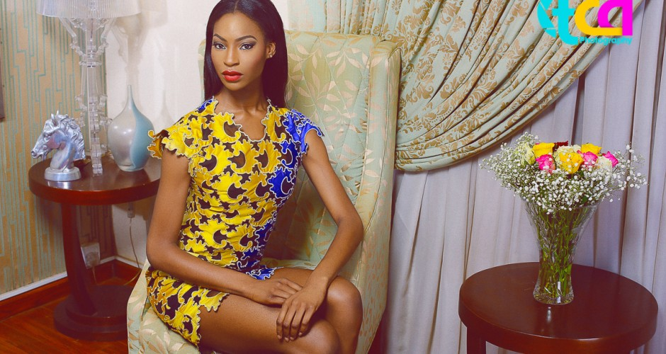 "LANRE DA SILVA-AJAYI PRESENTS THE ""COLOUR STORM"" S/S 2014 AD CAMPAIGN"