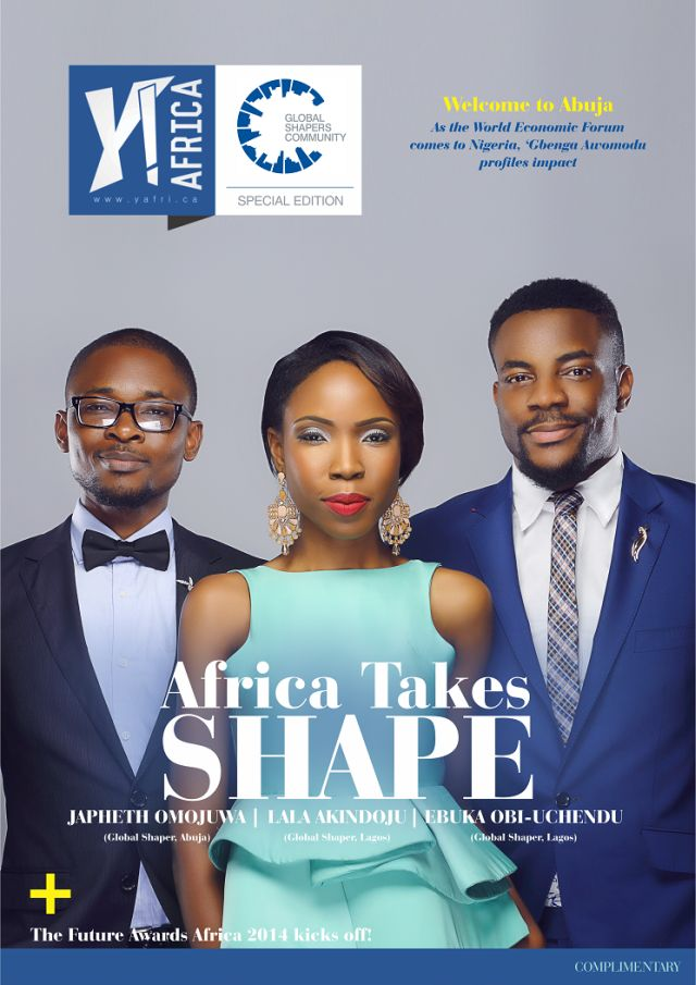 Y! Africa Magazine – Word Economic Forum Edition